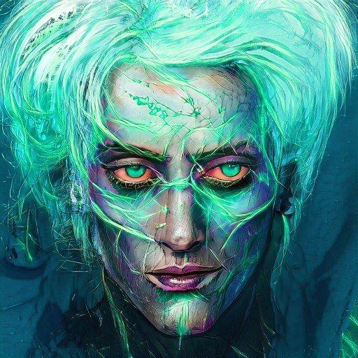 Generated Fantasy Portrait